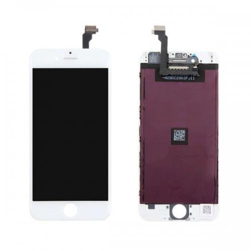 5c9a6bb0f70 Pantalla completa Iphone 6s Plus Blanca - MovilPic