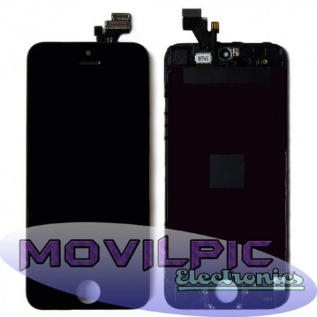 Pantalla completa Iphone 5 Negro