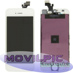 Pantalla completa Iphone 5 Blanca