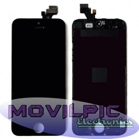 Pantalla completa Iphone 5s Negro