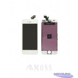 Pantalla completa Iphone 5S Blanca