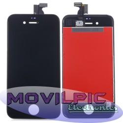 Pantalla completa Iphone 4 Negro